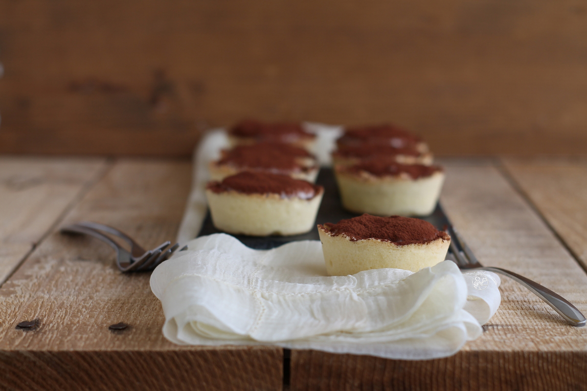 Pasticciotti bigusto senza glutine - La Cassata Celiaca