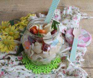 Salade de pâtes sans gluten - La Cassata Celiaca