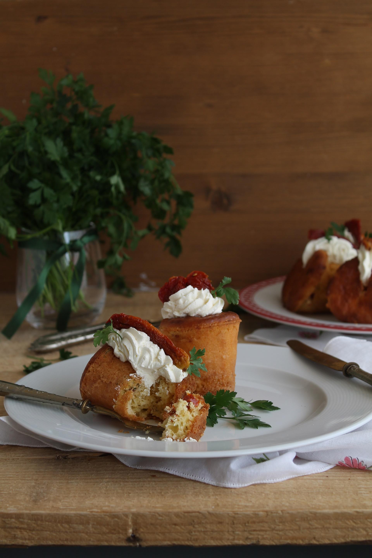 Babà salati senza glutine per Ifood - La Cassata Celiaca