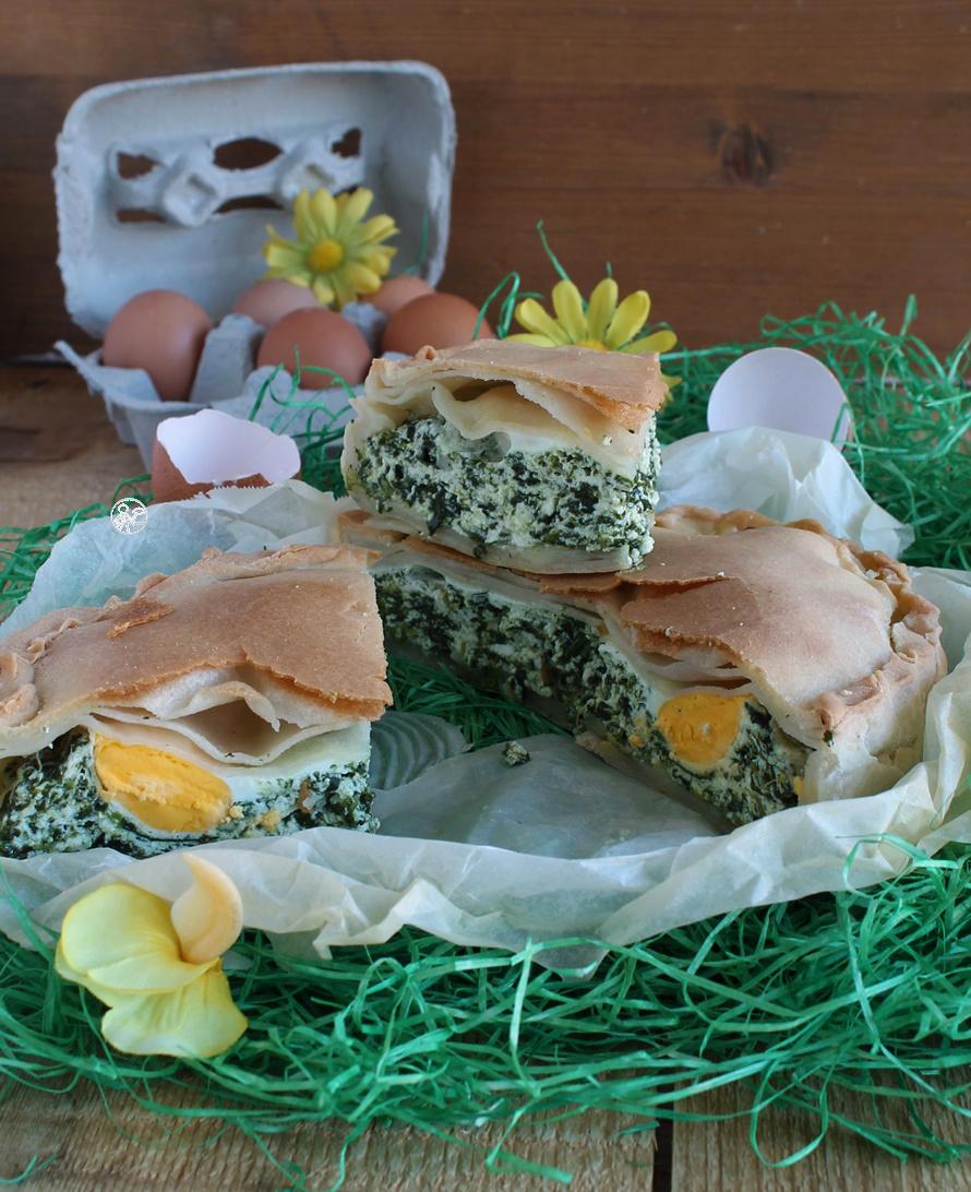 Torta pasqualina senza glutine - La Cassata Celiaca