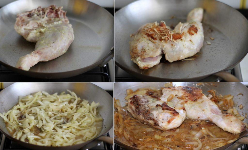 Pollo yassa senza glutine - La Cassata Celiaca