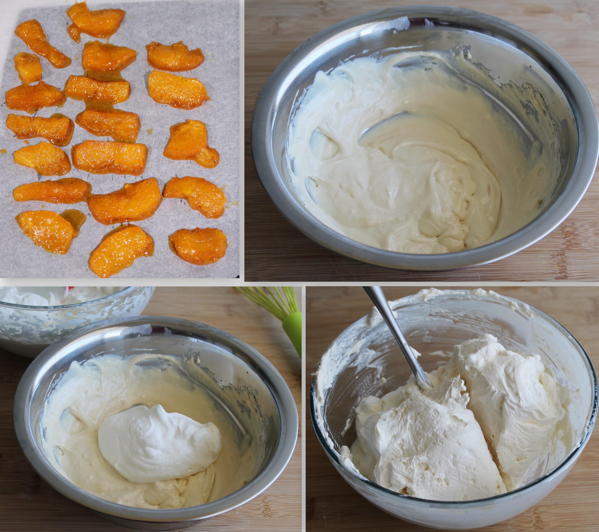 Fluffosa al limone e arancia senza glutine - La Cassata Celiaca