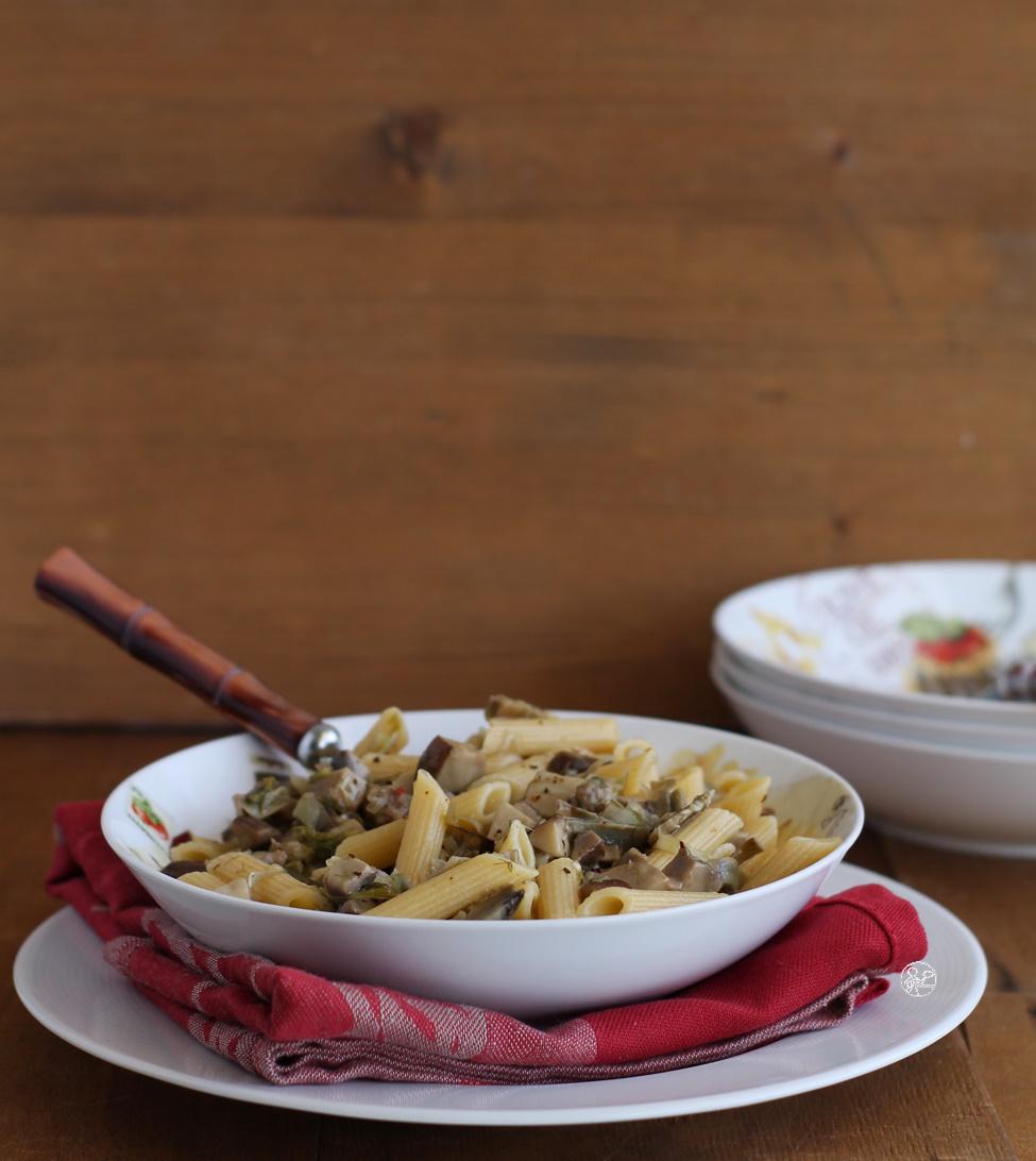 Pennettes à La Castellana sans gluten - La Cassata Celiaca