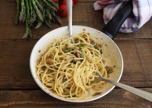 Primi piatti senza glutine a base di pesce - La Cassata Celiaca