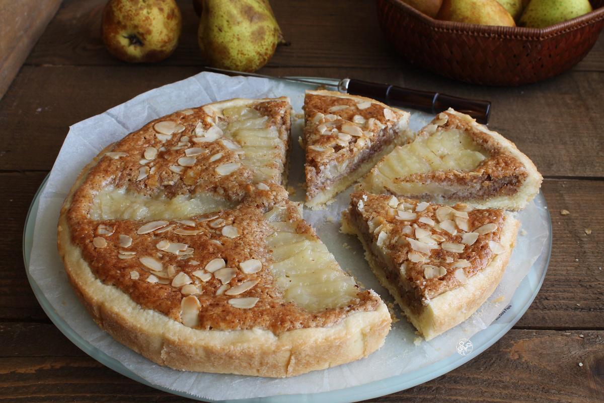 Tarte Bourdaloue senza glutine - La Cassata Celiaca