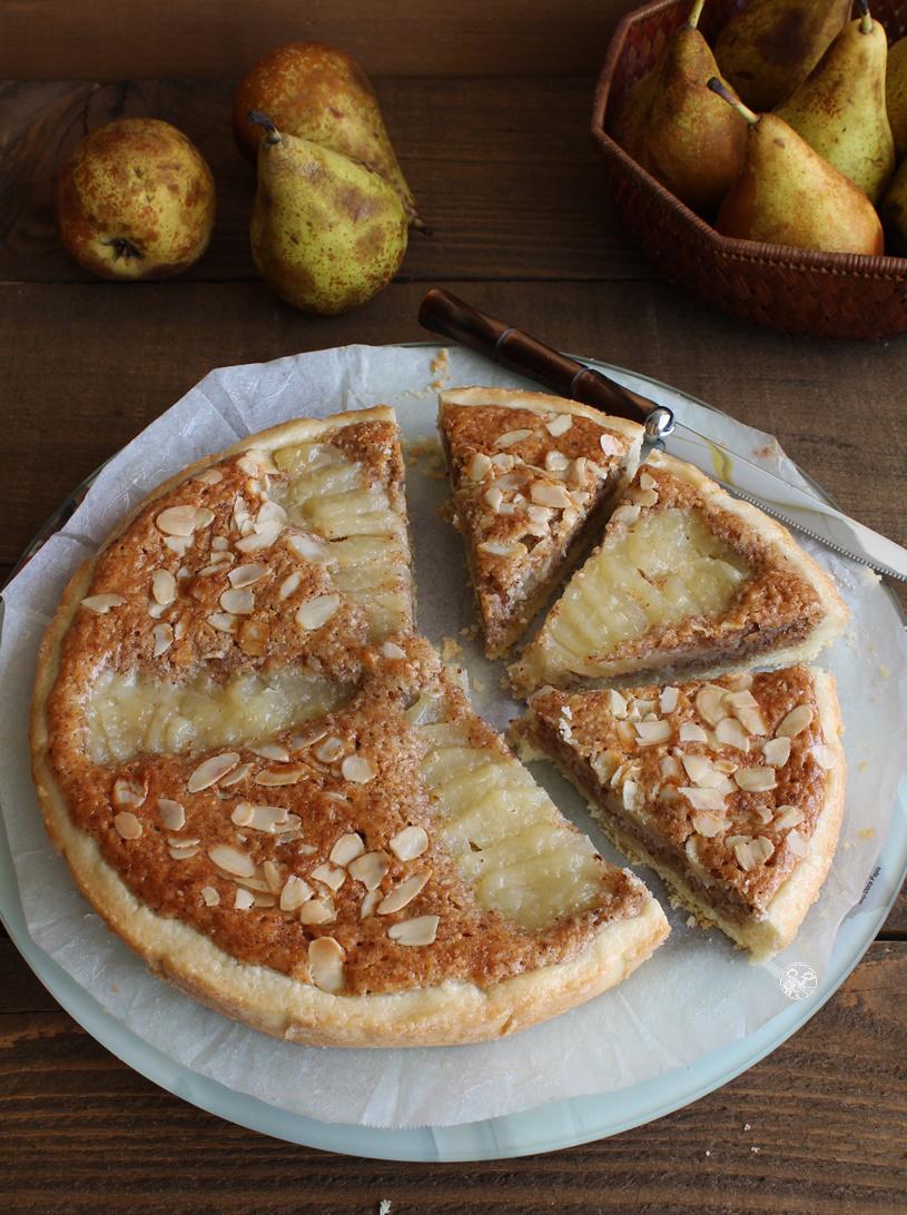 Tarte Bourdaloue sans gluten - La Cassata Celiaca