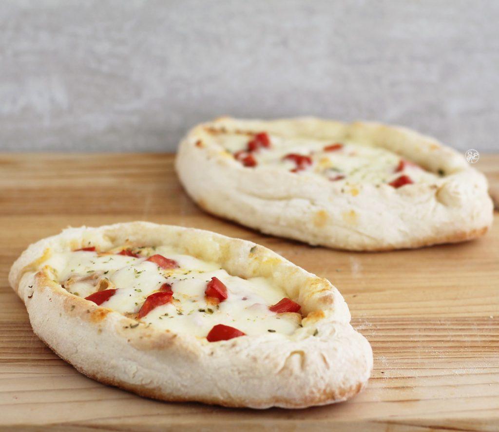 Barquette de pizza sans gluten - La Cassata Celiaca