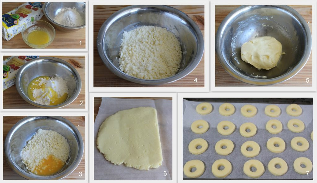 Biscuits Macine sans gluten - La Cassata Celiaca