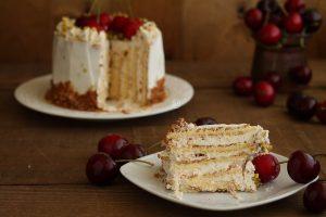 Torte e crostate senza glutine - La Cassata Celiaca