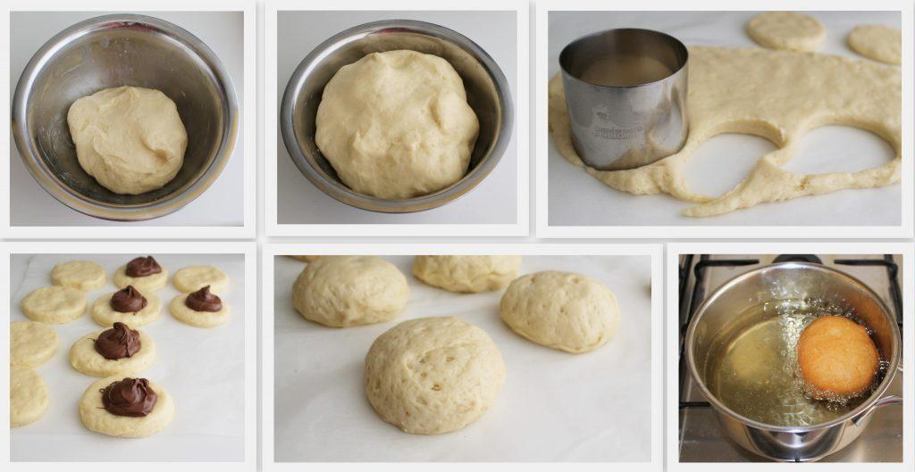 Bomboloni fritti senza glutine - La Cassata Celiaca