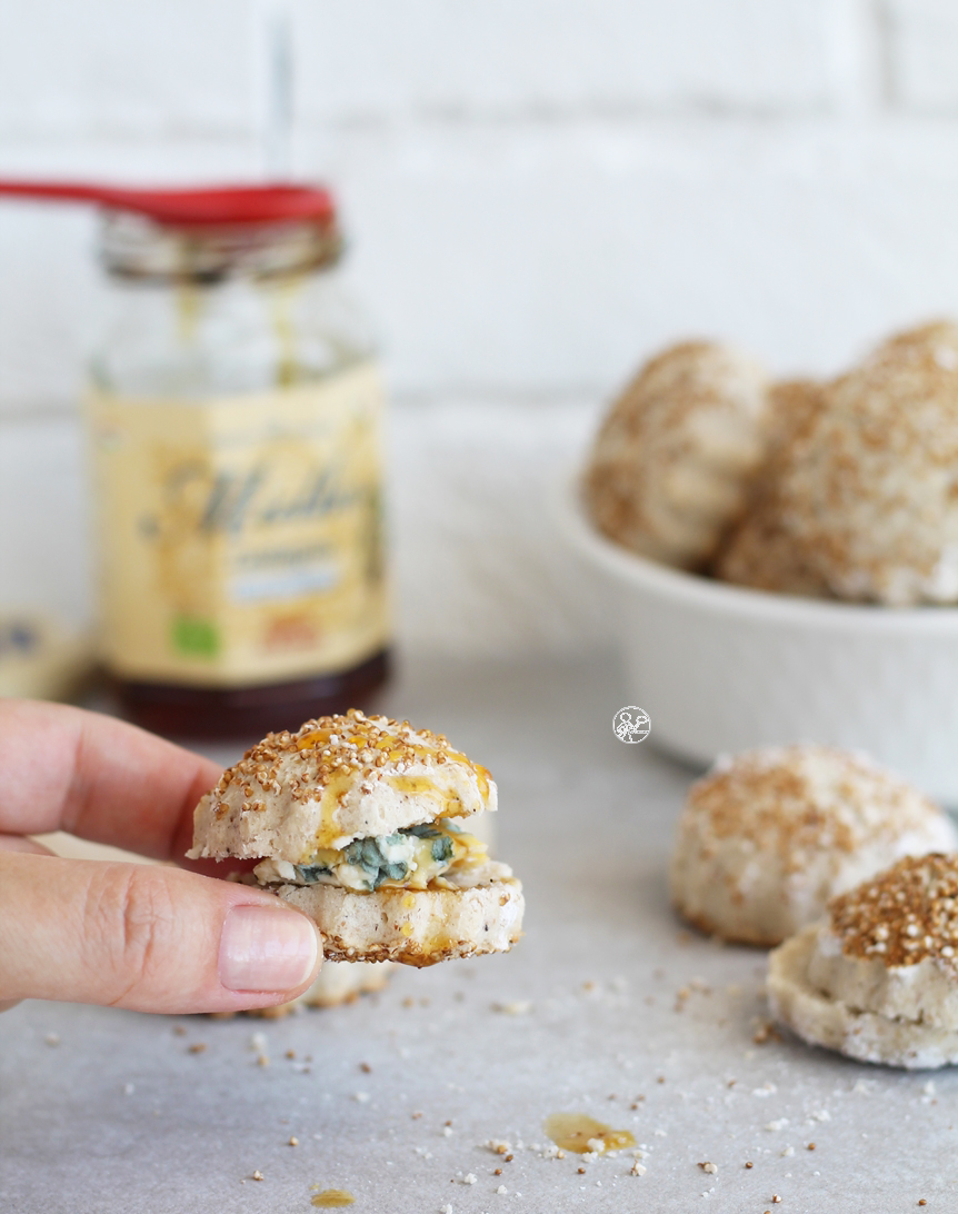 Finger food senza glutine - La Cassata Celiaca