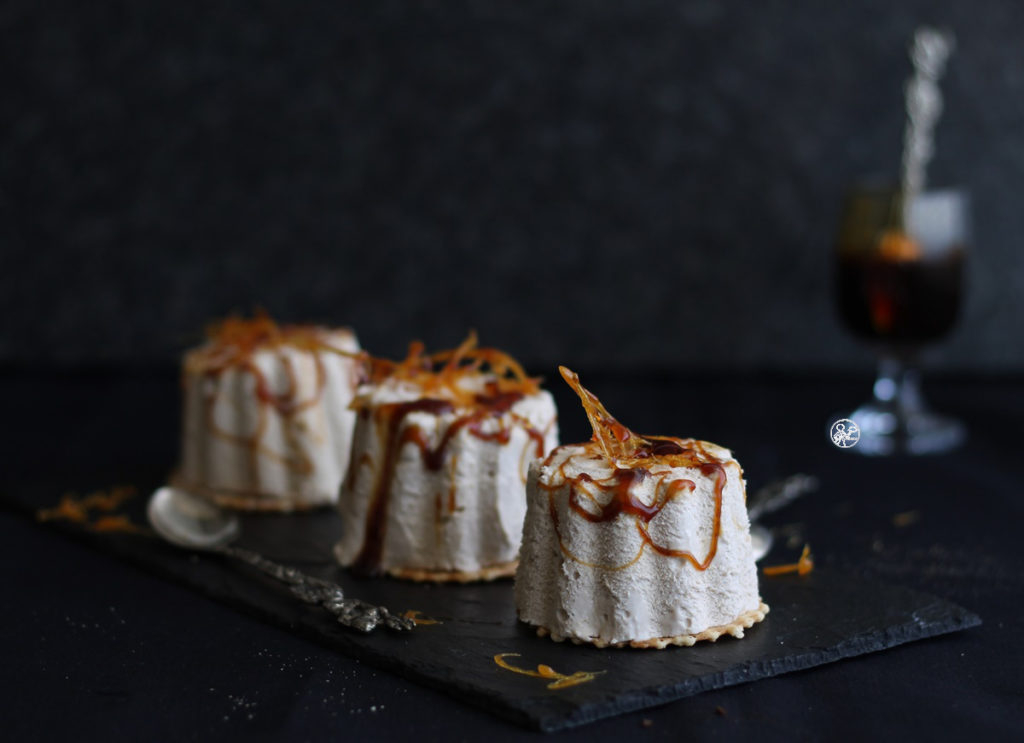 Soufflé glacé au café - La Cassata Celiaca