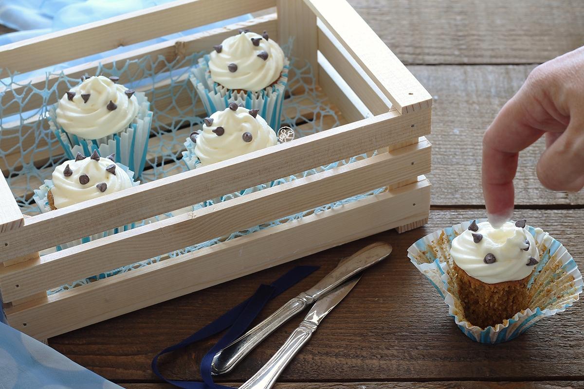 Muffins alle banane senza glutine - La Cassata Celiaca