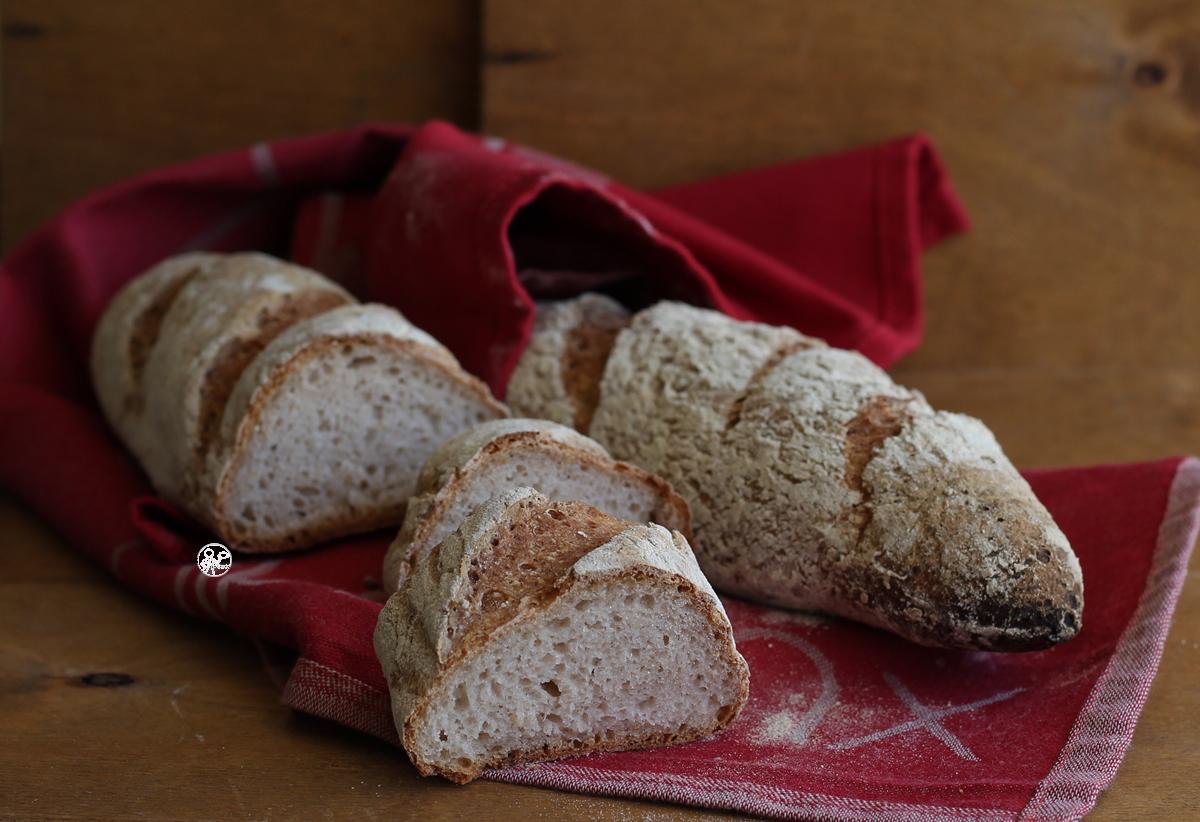 Pain croquant sans gluten - La Cassata Celiaca