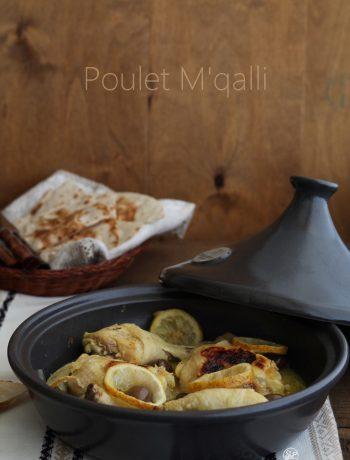 Pollo M'qalli senza glutine - La Cassata Celiaca