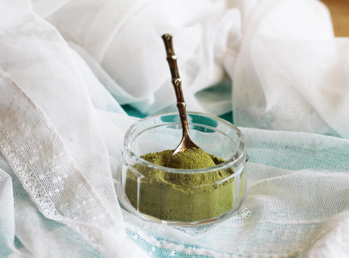 Tea matcha - La Cassata Celiaca