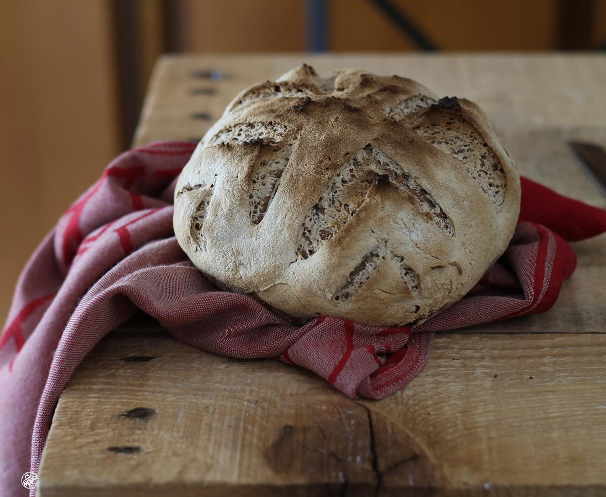 L'ennesimo pane senza glutine - La Cassata Celiaca