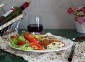 Poulet à la Kiev sans gluten - La Cassata Celiaca