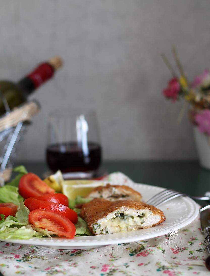 Pollo alla Kiev senza glutine - La Cassata Celiaca