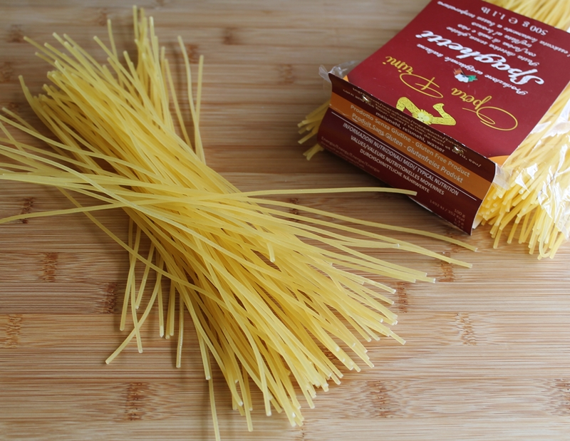 Spaghettis Opera Primi sans gluten- La Cassata Celiaca