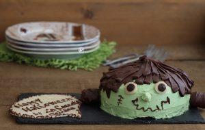 Torta per Halloween senza glutine - La Cassata Celiaca