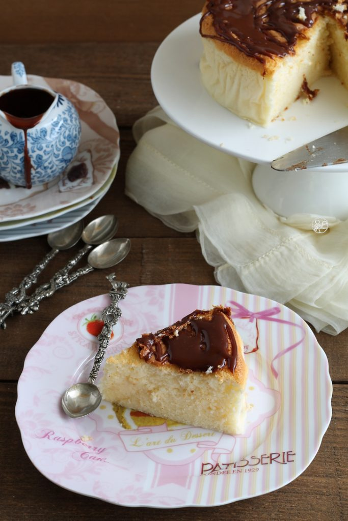 Fluffy Japanese Cheesecake senza glutine, la video ricetta - La Cassata Celiaca