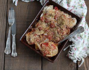 Patate raganate di Maria ma senza glutine - La Cassata Celiaca