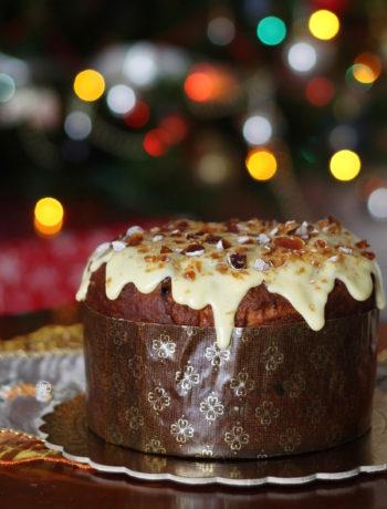 Panettone au café sans gluten - La Cassata Celiaca