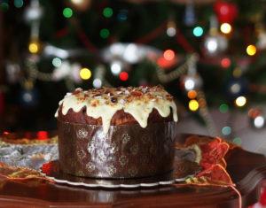 Panettone al caffè senza glutine - La Cassata Celiaca