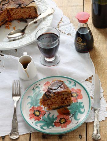Timballo di bucatini per Ifood - La Cassata Celiaca