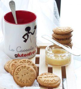 Biscotti senza glutine - La Cassata Celiaca