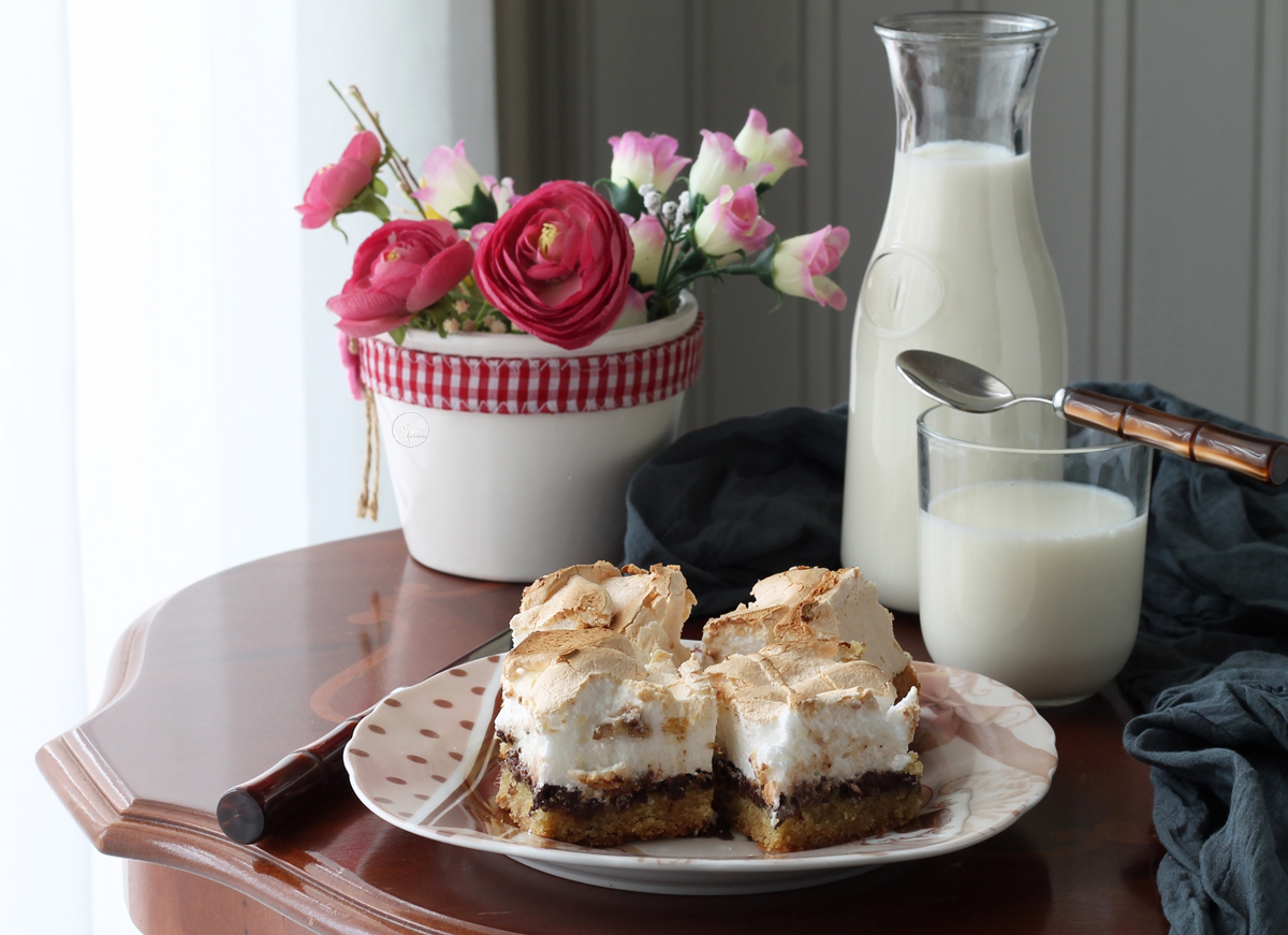 Biscotti meringati di Valentina ma senza glutine - La Cassata Celiaca
