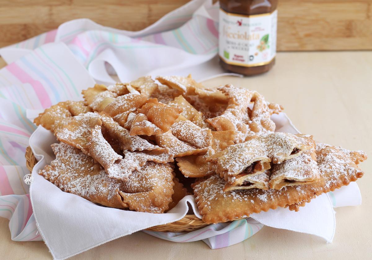Bugnes de Carnaval sans gluten, la vidéo - La Cassata Celiaca