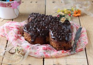 Colomba al cioccolato senza glutine - La Cassata Celiaca