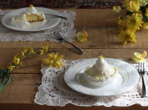 Mini gâteaux à la crème de citron sans gluten - La Cassata Celiaca