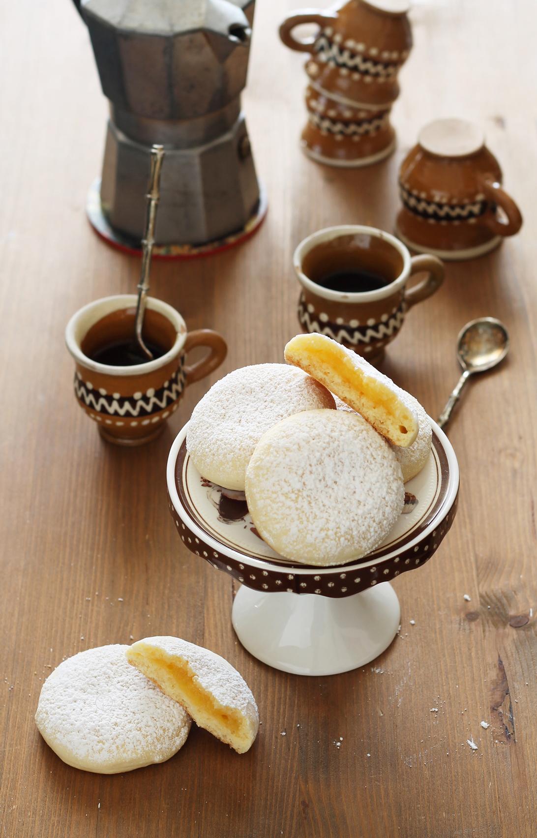 Simil Grisbì al limone senza glutine - La Cassata Celiaca