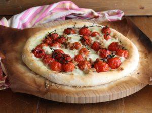 Pizza senza glutine - La Cassata Celiaca