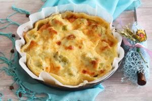 Quiche con cavolfiore senza glutine - La Cassata Celiaca