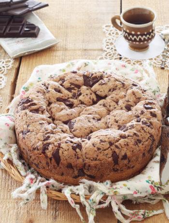 Torta cookie senza glutine - La Cassata Celiaca