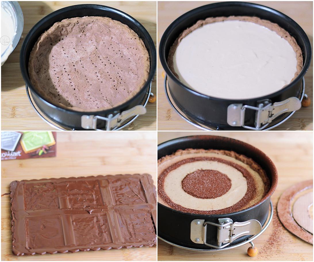 Crostata senza glutine con ricotta e caffè - La Cassata Celiaca