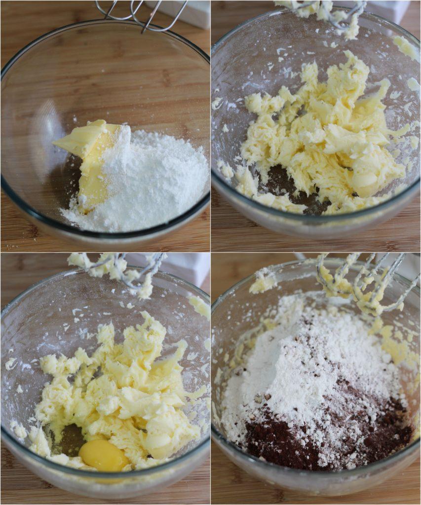 Pâte sucrée au cacao sans gluten- La Cassata Celiaca