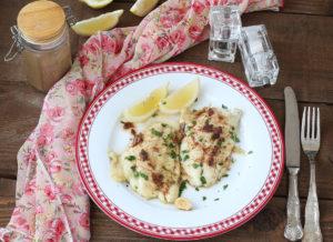 Daurade sans gluten à la provençale - La Cassata