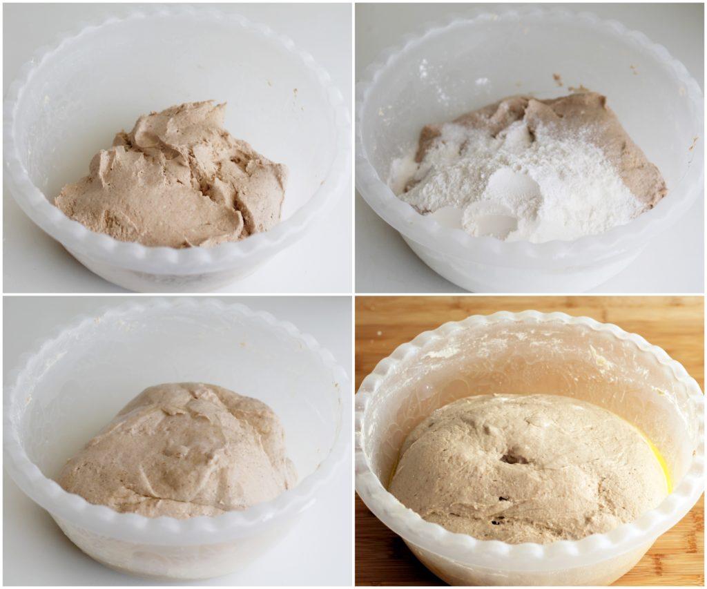 Filone senza glutine intrecciato e con lievito madre - La Cassata Celiaca