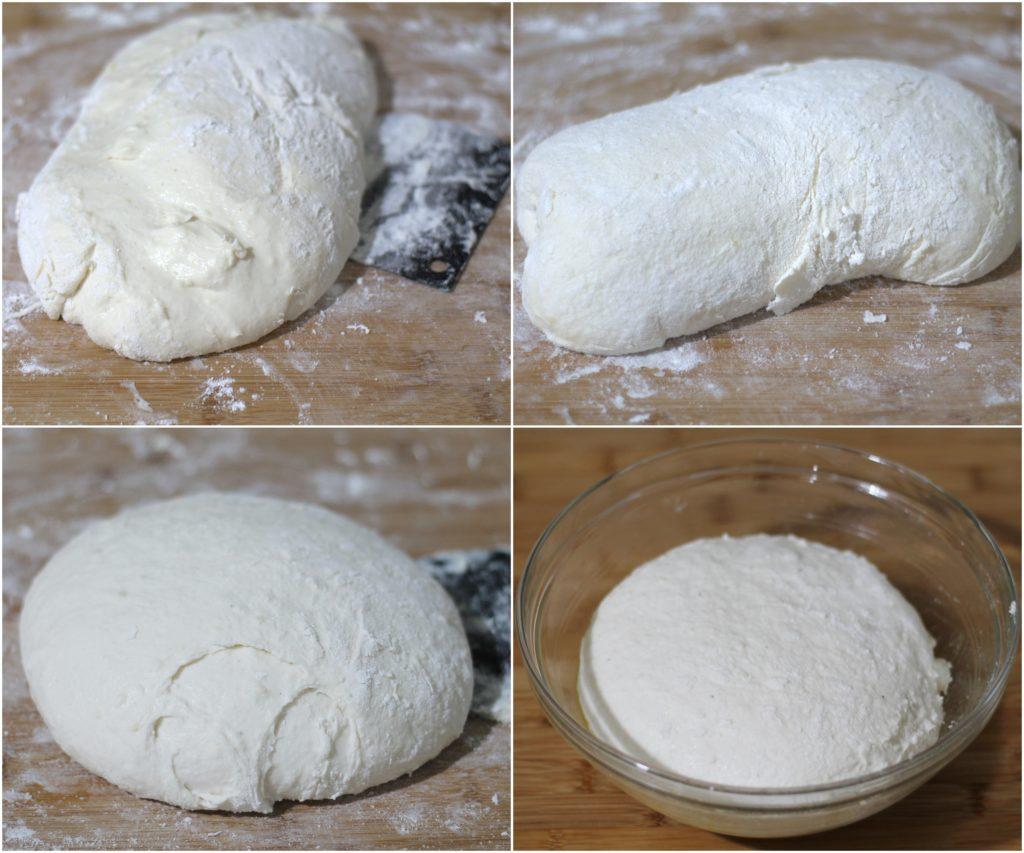 Pain sans gluten avec pommes de terre et poivre - La Cassata
