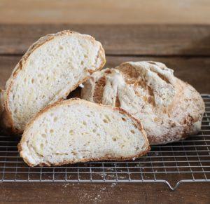 Pane senza glutine con patate e pepe nero - La Cassata Celiaca