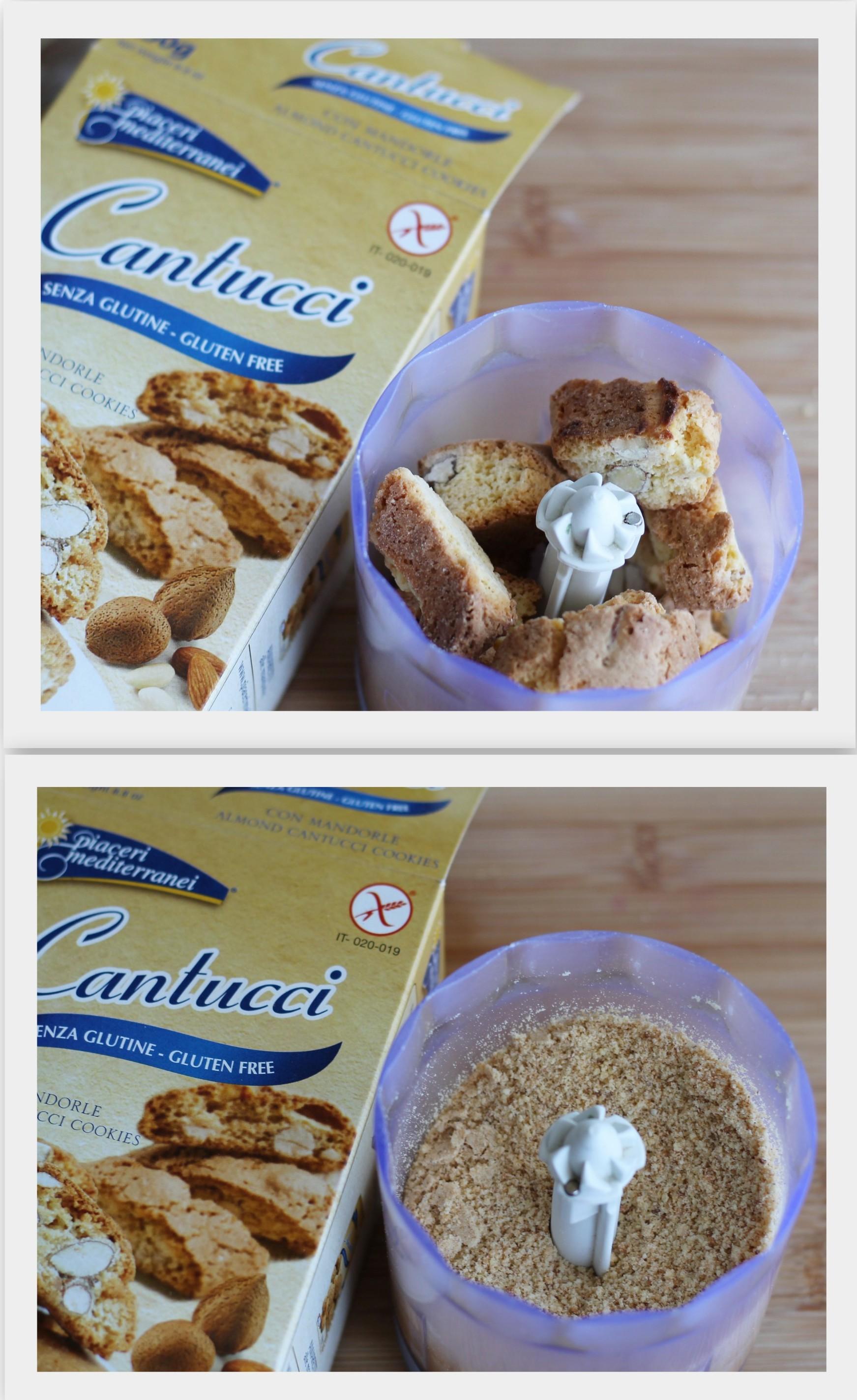 Strudel sans gluten avec cerises - La Cassata