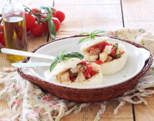 Mozzarella ripiena senza glutine - La Cassata Celiaca