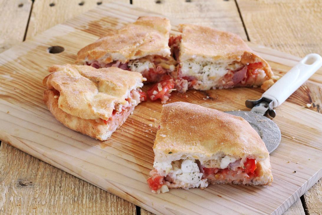 Pizza covaccino sans gluten, la vidéo - La Cassata