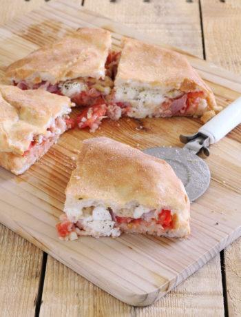 Pizza covaccino senza glutine, la video ricetta - La Cassata Celiaca