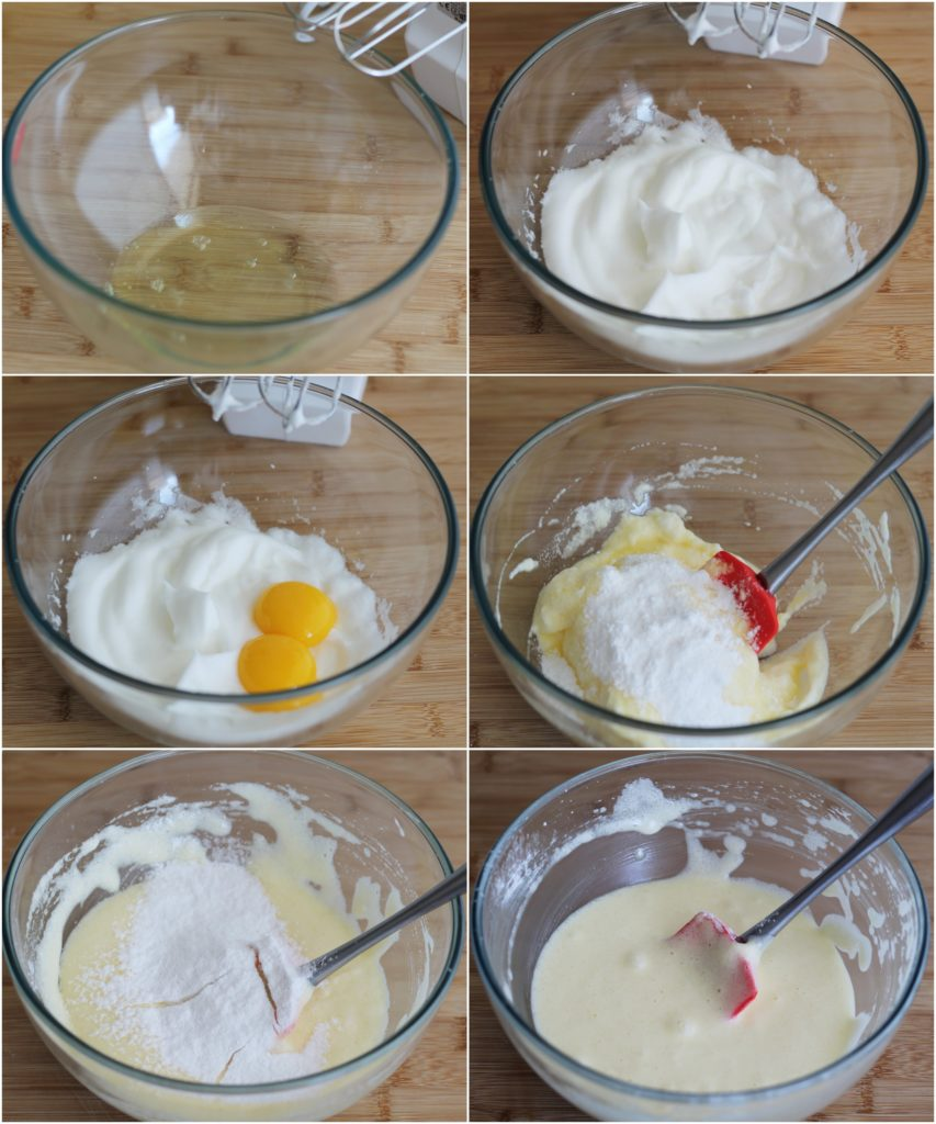 Dolce morbido alle albicocche senza glutine - La Cassata Celiaca